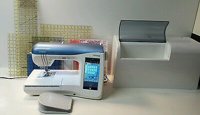 Brother Innov-is NV2800D Sewing / Embroidery Machine Disney Edition Kit MINT