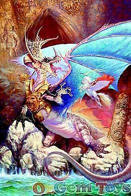 Dragon Isle The Dragon Chronicles 1000 Pieces Jigsaw Puzzle