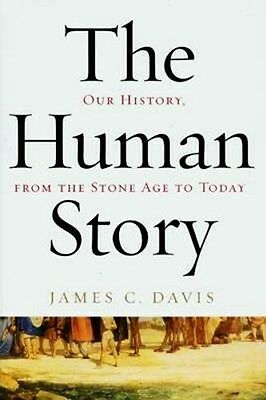 Human Story History Stone Age to Now Greek Roman Hebrew Celt  Jews Medieval WWII • CAD $41.57