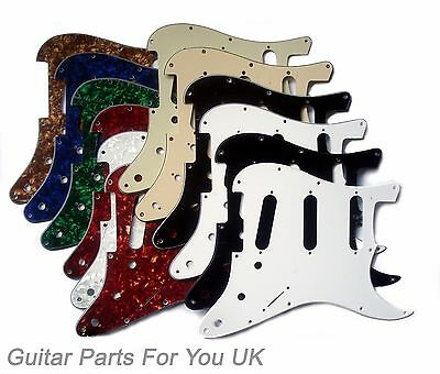 Stratocaster Electric Guitar Pick Guard scratch plate 11 hole ST