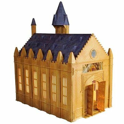 """Harry Potter Hogwarts School """"Great Hall"""" Deluxe Playset from England"""