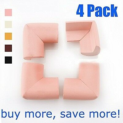 Baby Corner Guards Safety Proofing Table Soft Nontoxic Edge Bumpers Desk Protect