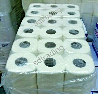 PureSoft 2 Ply Toilet Tissue Paper Roll Best Quality Multi listing 36 72 144