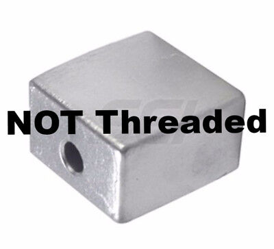 NEW Johnson Evinrude Anode  0436745 Outboard Lower Unit (not Threaded)