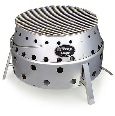 Petromax Atago Outdoor Grill Fire bowl foldable