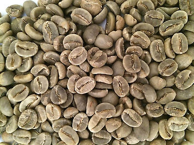 3 x 1 kg Varieties RAW GREEN Coffee beans; VIETNAM, COSTA RICA, COLOMBIAN