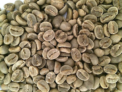 3 x 1kg Varieties RAW GREEN Coffee beans; VIETNAM, BRAZIL, ETHIOPIAN