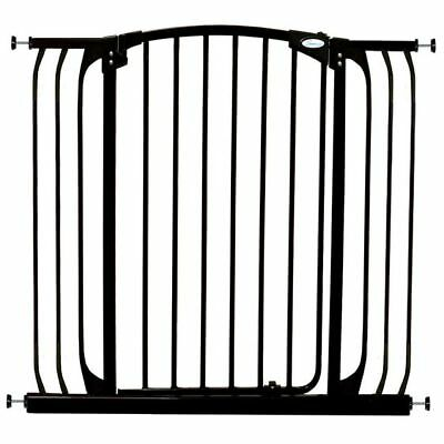 NEW Dreambaby Extra Tall Hallway Security Gate in White