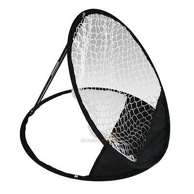 Pop up Portable Golf Chipping Pitching Training Net Outil d'aide R1BO E0Xc