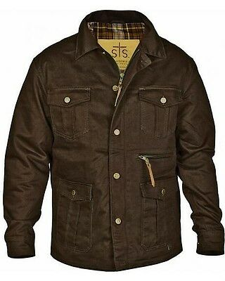 STS Ranchwear Grandale Men's Jacket [Small -2XL]  Concealed Carry CCW Pocket
