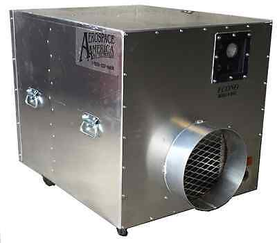 Aerospace America 2000 Econo Negative Air Machine/Air Scrubber 1950CFM 9143