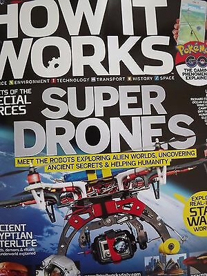 How it Works Magazines Issue 89 Super Drones  M
