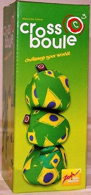 Zoch – Crossboule / Boule Single Set - Brazil NEU / OVP