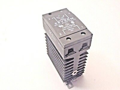 Crydom Cmrd4845 Solid State Relay 4-32Vdc Input 480Vac 45A Output