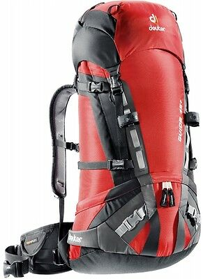 Deuter Guide 45 Plus - strong companion for rough outings