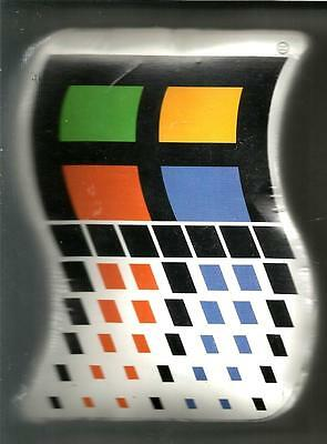 *Microsoft windows*promo t-shirt* size unknown*Factory Sealed*Free shipping USA*