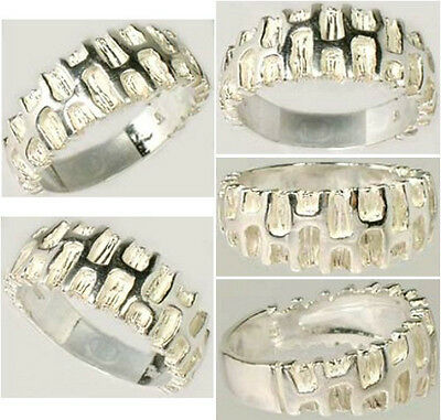 Quality USA Sterling Silver Designer Ring Ancient Egypt Sarcophagus of Pharaohs