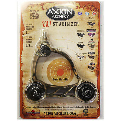 Axion 2N1 Htr Stabilizer - Lost Camo- Aaa-4200Lc