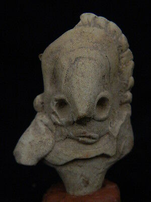Ancient Teracotta Mother Goddess Torso Indus Valley 2000 BC    #TR15215