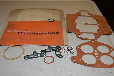 NOS Delco 7015947 Carb Gasket Kit
