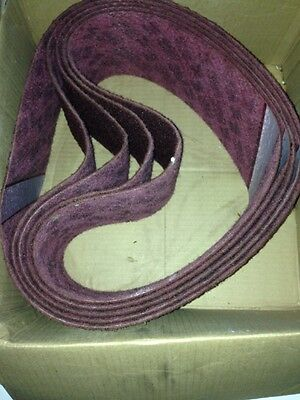 3M (00590) Surface Conditioning Belt, 6 in x 48 in A MED