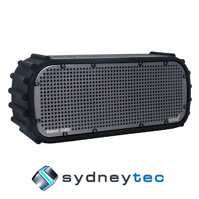 New Sprout Nomad V2.0 Bluetooth Waterproof & Shockproof Speakers