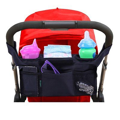 #1 Best Quality Lebogner Luxury Stroller Organizer, Stroller Accessories, Univer