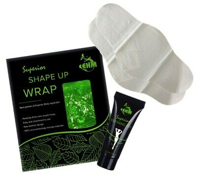 Neutriherbs it REALLY works Body Wraps Ultimate Applicators Tones Tighten Firm