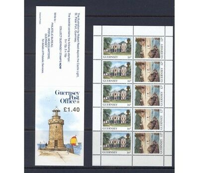 GUERNSEY 1988 Vedute dell'isola LB MNH**