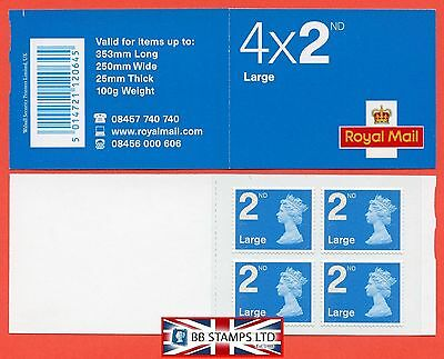 """RA2a 2nd Large Pip """"10"""" Self Adhesive Booklet"""