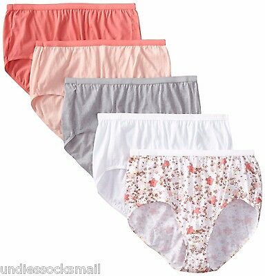 20 or 40  Bulk Womens full brief underwear 100% cotton plus M-XXXL OR Size 12-20