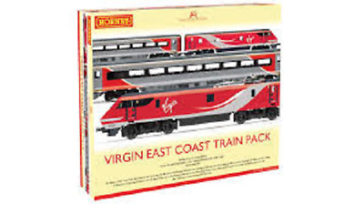 Hornby R3501 Virgin East Coast Train Pack Limited Edition