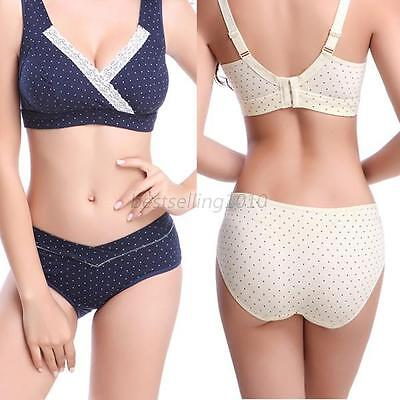 New Pregnant Women Underpants Panties Maternity Briefs Cotton Underwear Knickers
