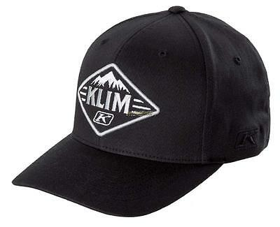 Klim Glacier Hat - Black