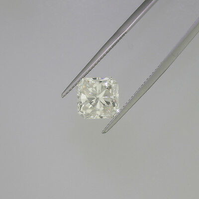 3.02 Carat Radiant Cut H Color VS2 Clarity - Natural Enhanced Loose Diamond