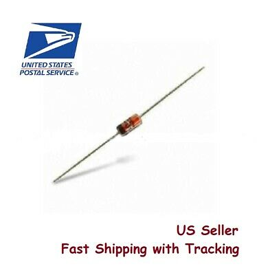 20 pcs GERMANIUM DIODE 1N34A 1N34 IN34A DO-35 - USA seller
