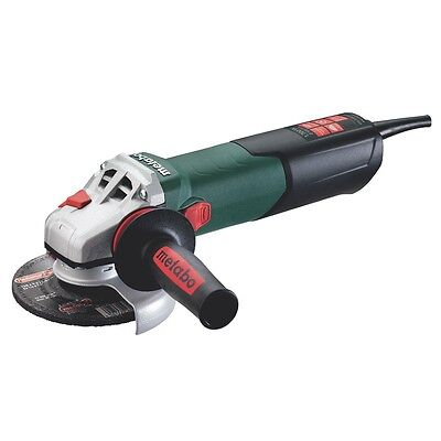 """Metabo 125mm(5"""") Angle Grinder 1700w   #WEA17-125-QUICK"""