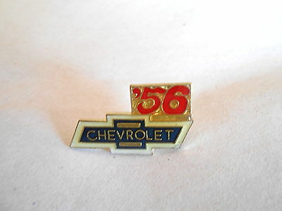 Vintage Chevy Chevrolet Belair 1956 Lapel Hat Pin New NOS 1970s