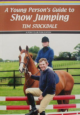 A Young Person's Guide to Show Jumping by Tim Stockdale, Judith Draper - new