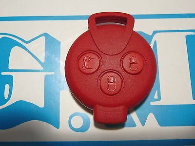 Cover Red Buttons Rossi For Key Remote Control Pure Smart Mhd For Two 451 Cabrio