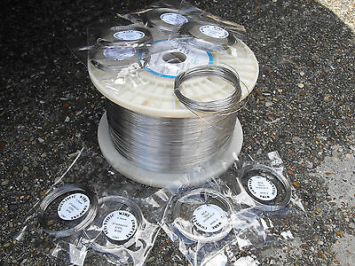STAINLESS STEEL WIRE 0.8mm 5meters - annealed - 304 grade