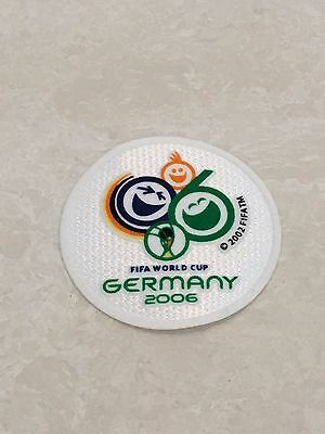 2006 FIFA Germany World Cup Patch Badge Parche Flicken Toppa Remendo Pièce