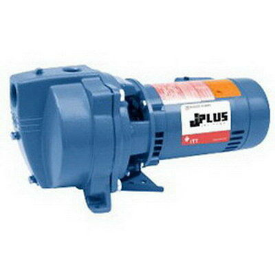 Goulds J5S Xylem JS+ Shallow Well Jet Pump, 115/230 volt, 1/2 hp