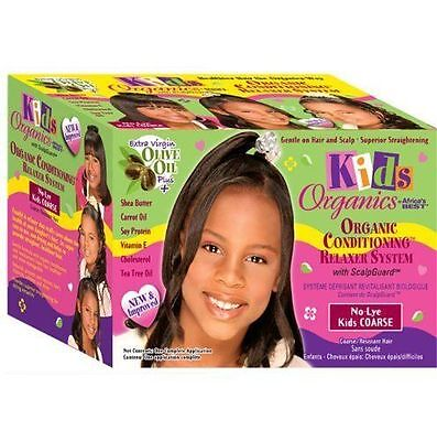Africa'S Best Kids Organics No-Lye Conditioning Relaxer System