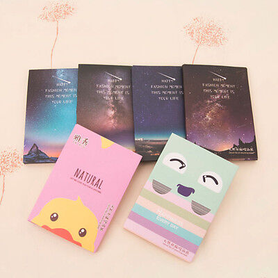 50 Sheets Make Up Oil Absorbing Blotting Facial Face Clean Paper Beauty toca