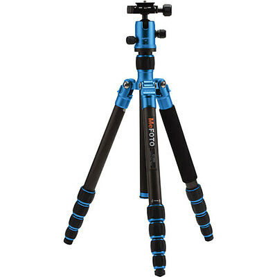 MeFOTO RoadTrip Carbon Fiber Travel Tripod Kit With TripodCase