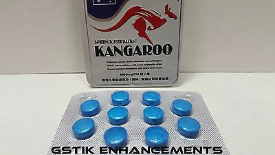 Kangaroo Male Sexual Performance Formula Penis Erection Enhancement 10 Pills