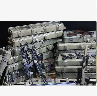 1/6 scale CARTIDGE BOX bullets CASE military soldier Action Figure doll soldiers