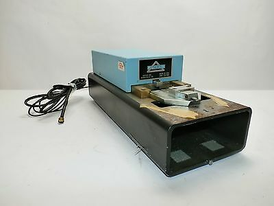 Hepco Model 3000-2 90psi Lead Forming & Cutting Machine