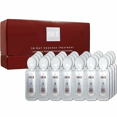 DHL Ship - New Original SK-II WHITENING SPOTS SPECIALIST CONCENTRATE 0.5g*28pcs